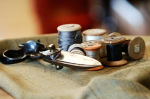 Bespoke Tailoring – An Artform Perfected