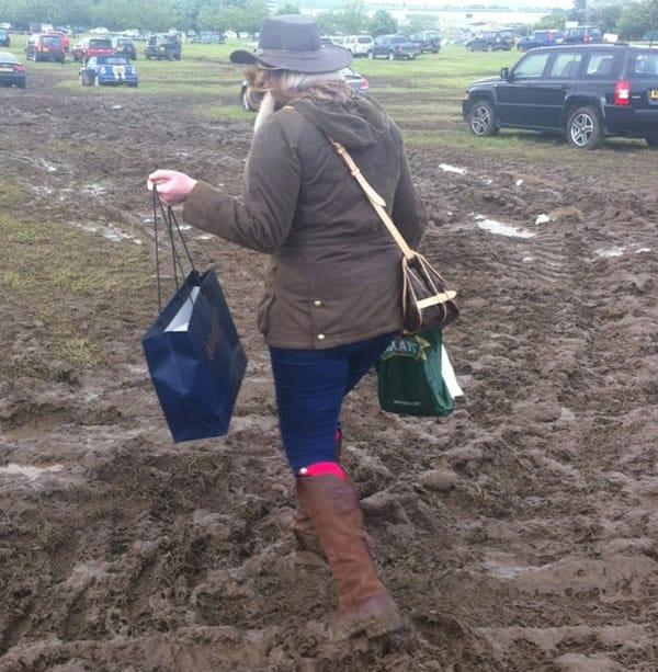 Gillian Forsyth, Royal Highland SHow 2012