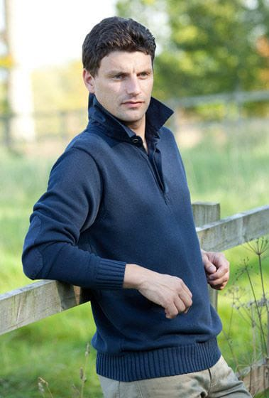 Gant Vintage Cotton Nautical Rugger.