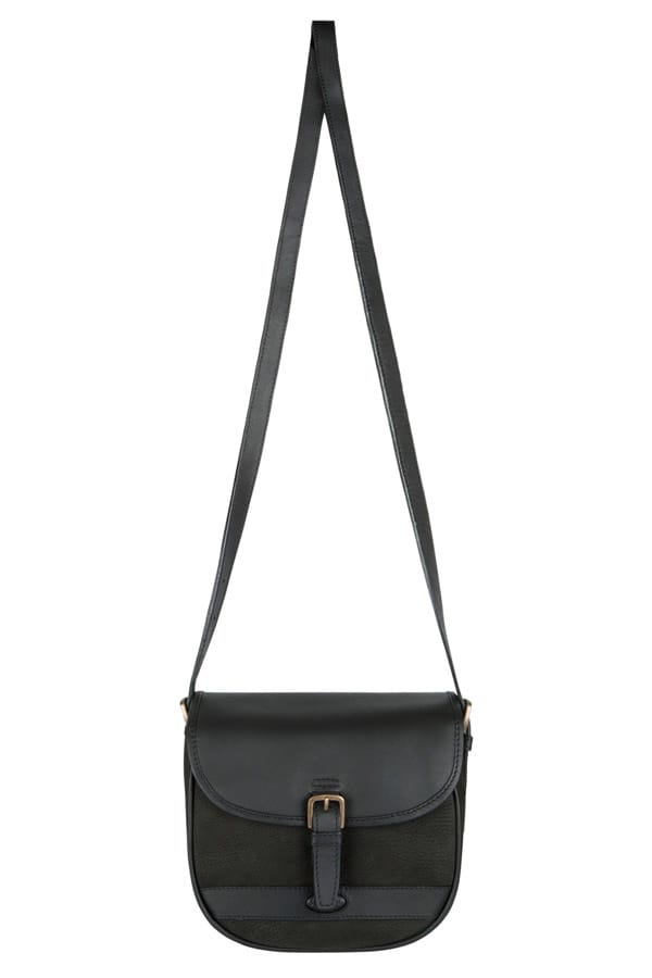 Clara Saddle Bag, by Dubarry.