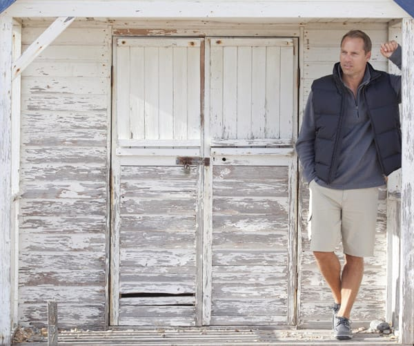 Dubarry's Canvas Crew Shorts are hard wearing and style proof, teamed with vintage Key shirt and gilet you're fit for anything Summer 2013 may throw at you.