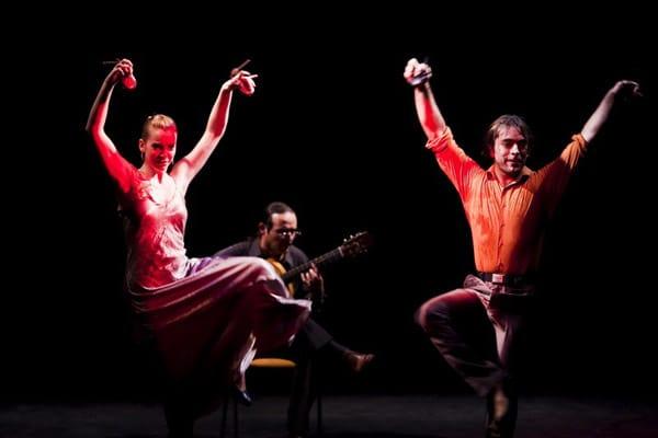 Ricardo Garcia's Flamenco Flow.