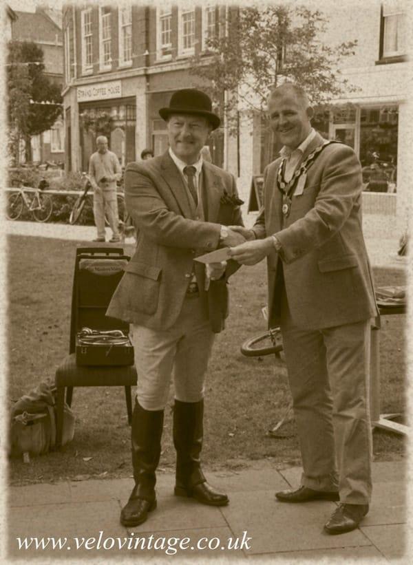 Best dressed Gent Mr Mark Fairhurst