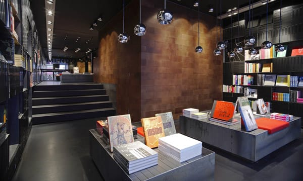 Mendo, Amsterdam's most stylish book store.