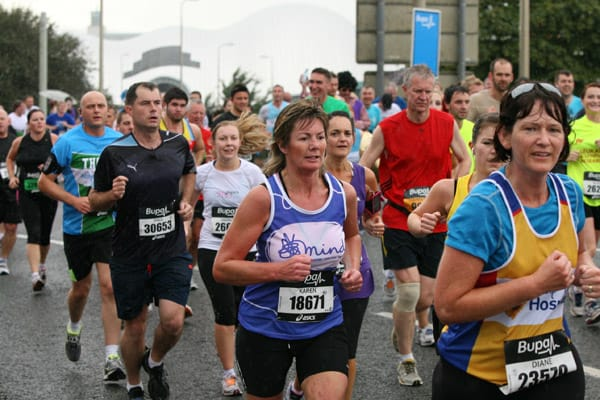Karen Hume, Great North Run