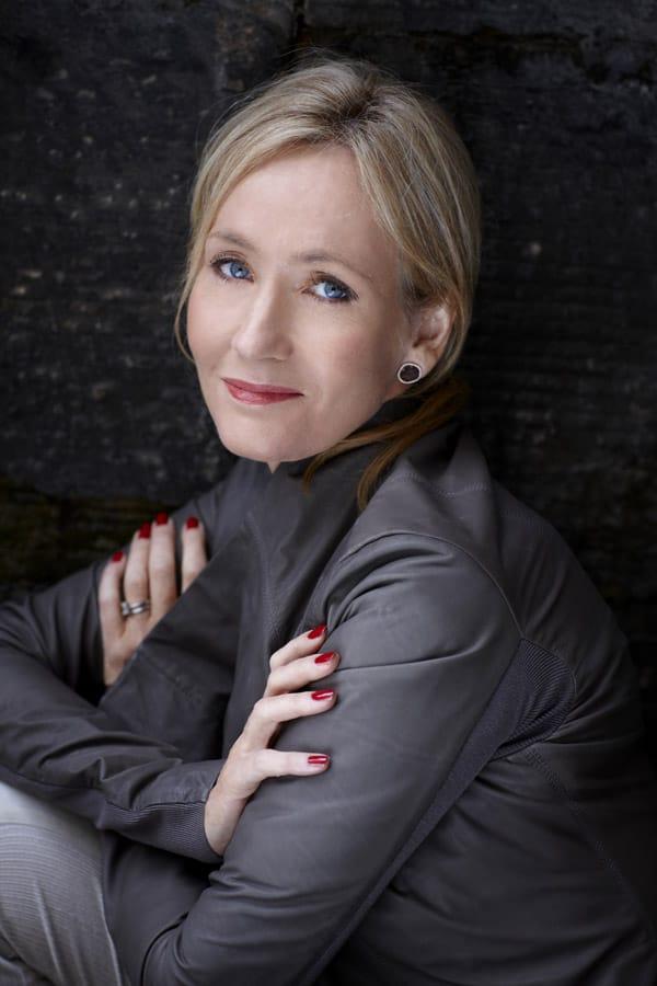 JK Rowling Debra Hurford Brown. © J.K. Rowling 2012