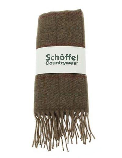 Schoffel Tweed Scarf