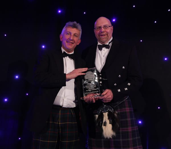 A Hume Winner – Scottish Family Business of the Year & Fastest Growing Family Business