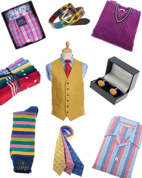Gifts for a Colourful Christmas