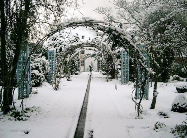 Winter Gardens Visits