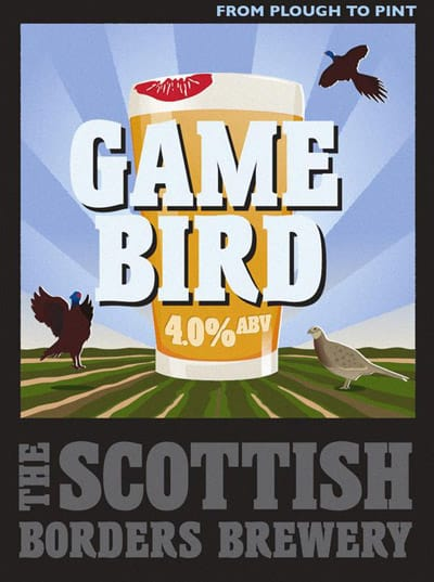 Game Bird, Scottish Borders Brewery