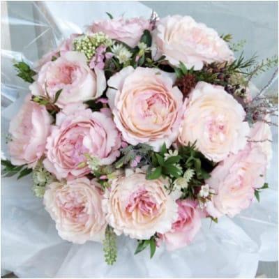 keira cottage garden bouquet