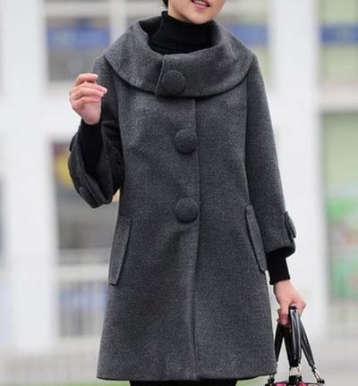 The Statement Coat