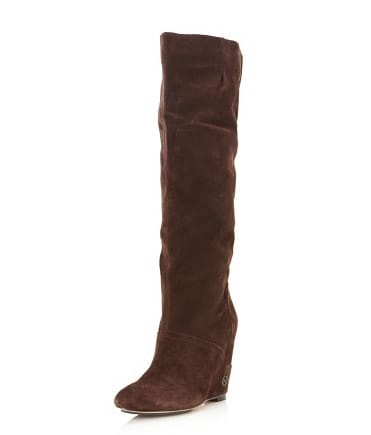 The Wedge Heel Boot