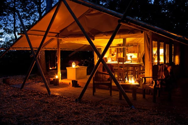 Safari style luxury at Country House Hideouts.