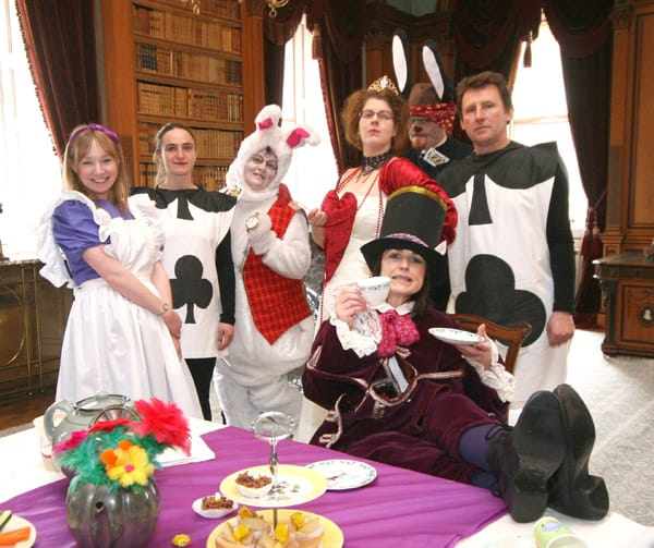 Mad Hatters Tea Party NTS/Cadbury Easter Egg Trail