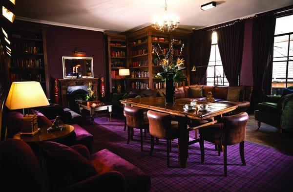 library hotel du vin