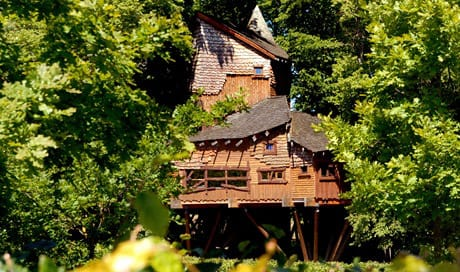 treehouse at alnwick