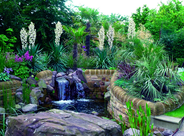 Rocheid Garden, Edinburgh West Lothian