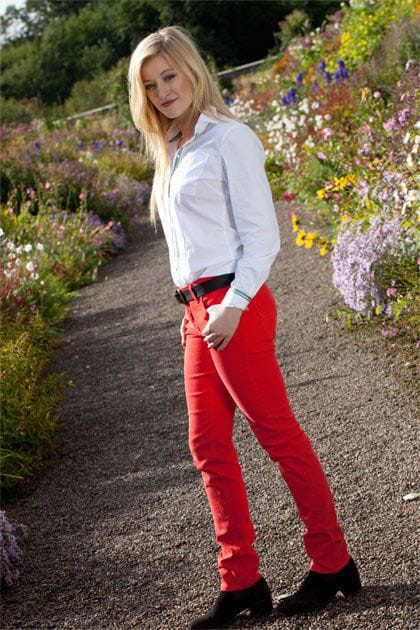 garland jeans