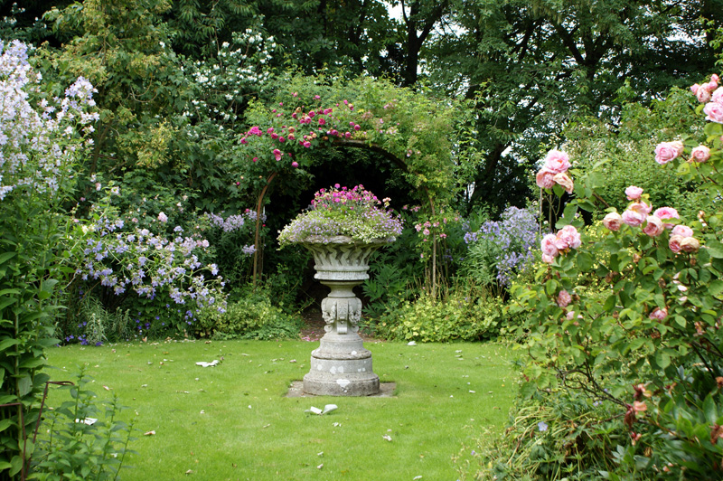 The Secret Garden, Tyninghame House.