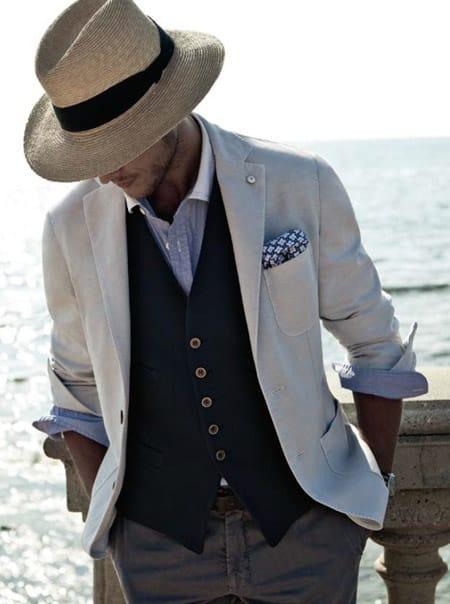 Summer waistcoat