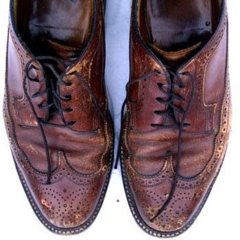 Bad Things Happen To Good Brogues