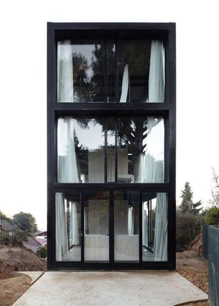 Casa Arco, Chile