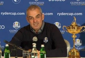 The Ryder Cup 2014 – One Year Today