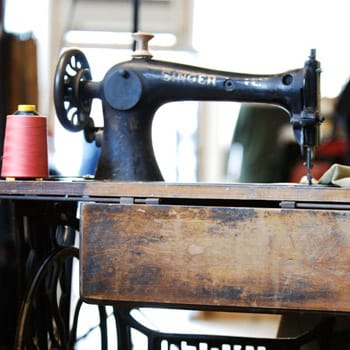 All Sewn Up – In-house Tailoring