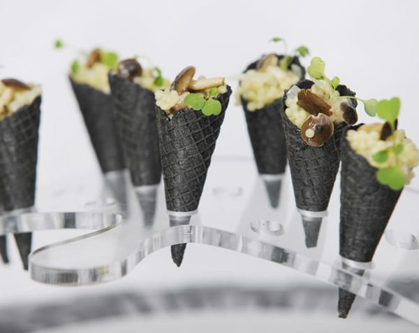 gingersnaps canape