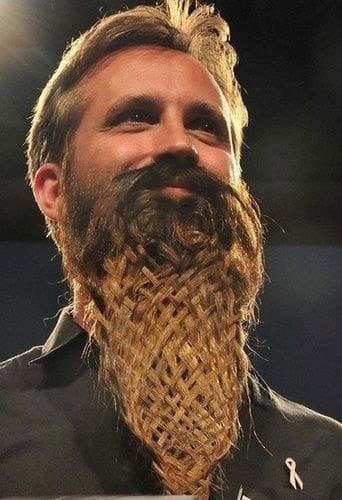 silly beard