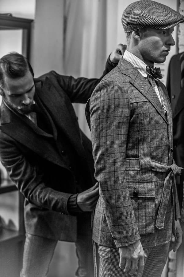 trad tailoring