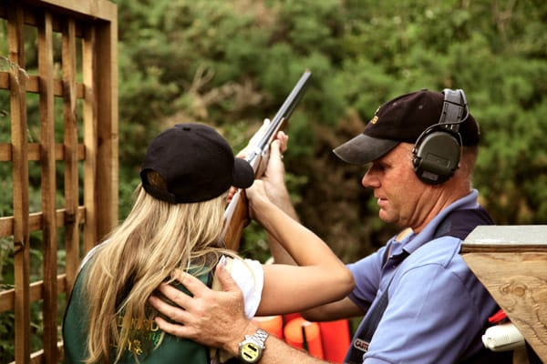 Ladies Day at Bisley