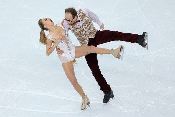 Nelli Zhiganshina and Alexander Gazsi of Germany