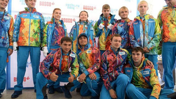 sochi volunteers