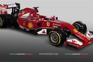 Revving Up For Formula One