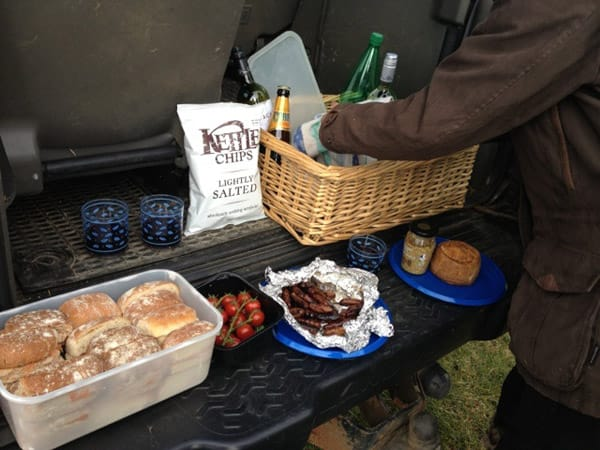 point to point picnic