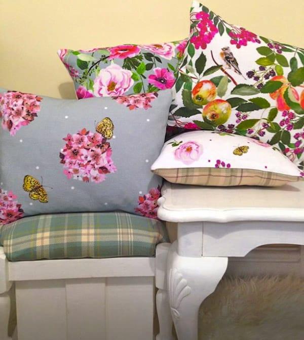 peonie cole cushions