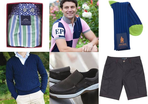 spring collection - the sportsman