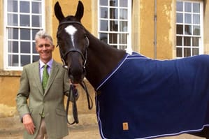 Badminton – Trot Up and 1st Day Dressage