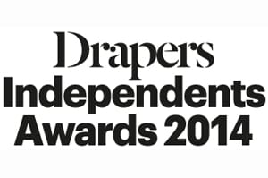 A Hume Shortlisted for the Drapers Independent Retailer Awards 2014