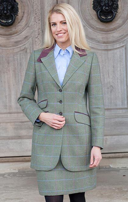 Bladen Limited Edition Anniversary Bexwell Tweed Jacket