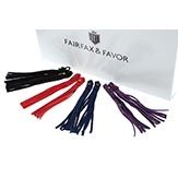 Interchangeable Tassels.