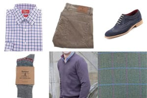 New Autumn Menswear Collection