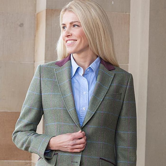 Ladies Tweed Jackets