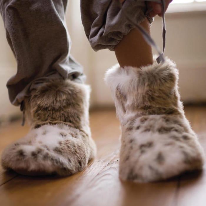 Helen Moore Slipper Boots