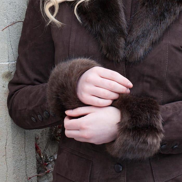 Helen Moore Fur Cuffs