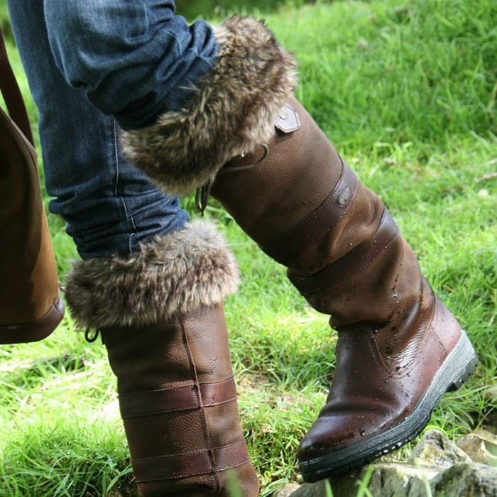 Dubarry Furry Boot Liners