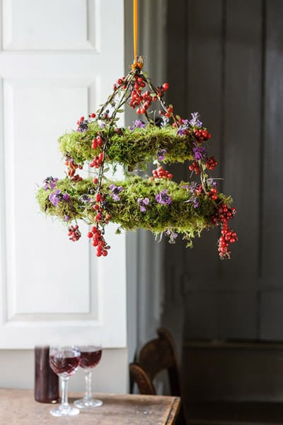 Make your own decorations. Image source: Pinterest.